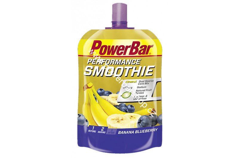 PowerBar Perfomance Smoothie- Banán/borůvka 90 g