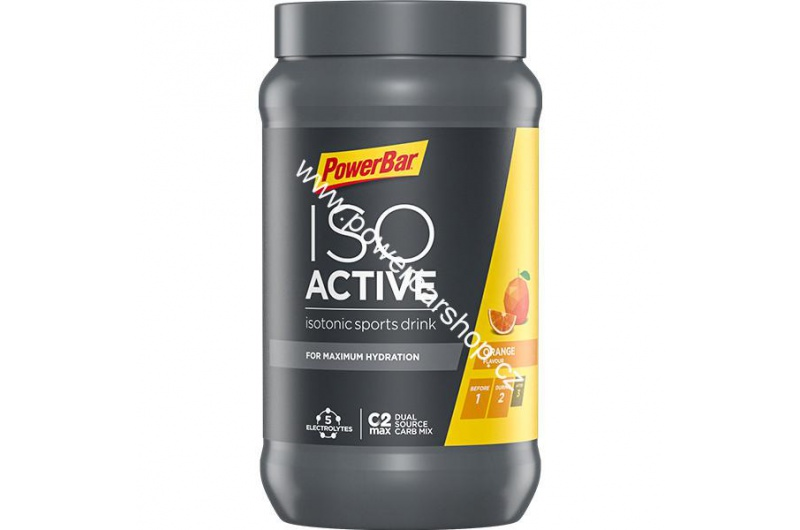PowerBar IsoActive - pomeranč 600 g