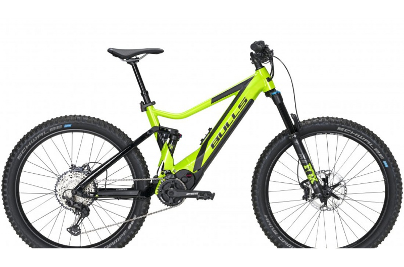 BULLS elektrokolo E-Stream EVO AM4 27,5 Plus 750Wh 2020
