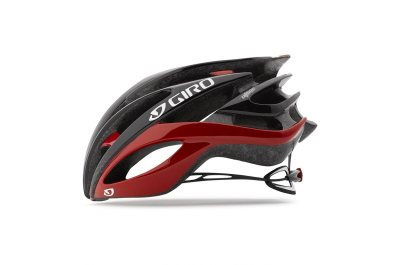 GIRO přilba Atmos II Bright Red/Black 2020