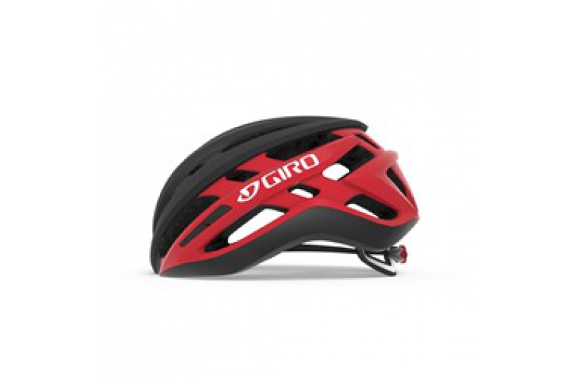 GIRO přilba Agilis Mat Black/Bright Red 2021