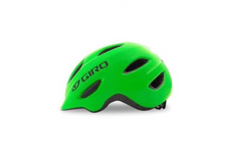 GIRO přilba Scamp Green/Lime Lines S 2021