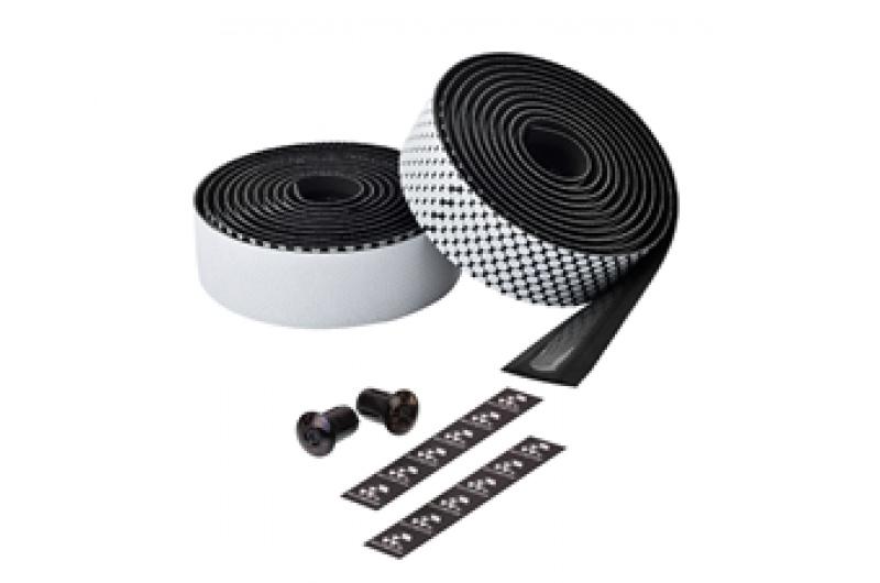 Ciclovation omotávka Leather Touch Fusion černá/bílá