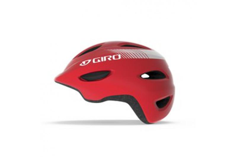 GIRO přilba Scamp Bright Red  S 2021