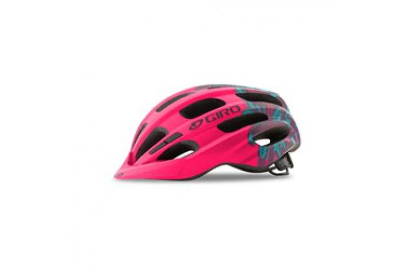 GIRO přilba Hale Mat Bright Pink 2021