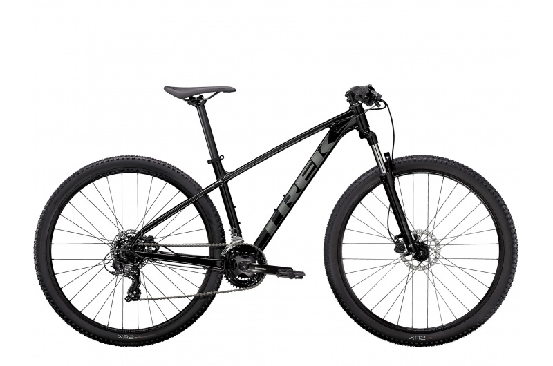 TREK horské kolo Marlin 5 2021 Trek Black/Lithium Grey