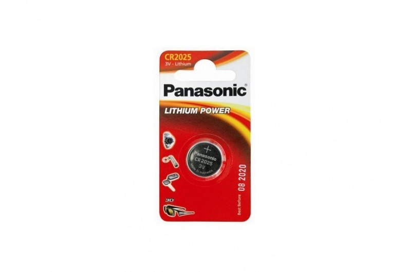 PANASONIC baterie CR2032 1ks