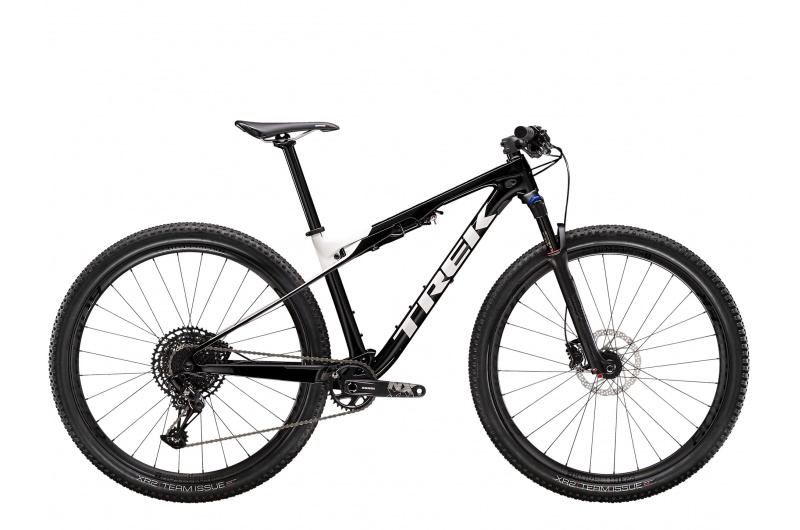 TREK horské kolo Supercaliber 9.7 2021 Trek Black/Trek White