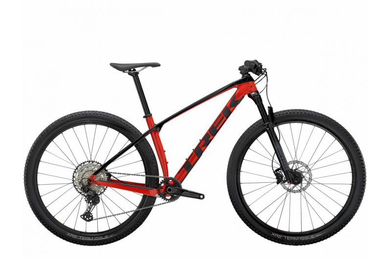 TREK horské kolo Procaliber 9.6 2021 Radioactive Red/Trek Black