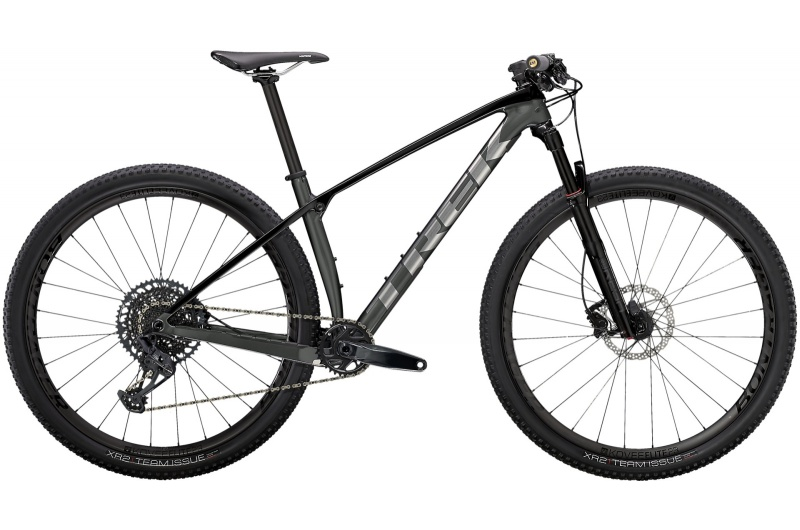 TREK horské kolo Procaliber 9.7 2021 Lithium Grey/Trek Black