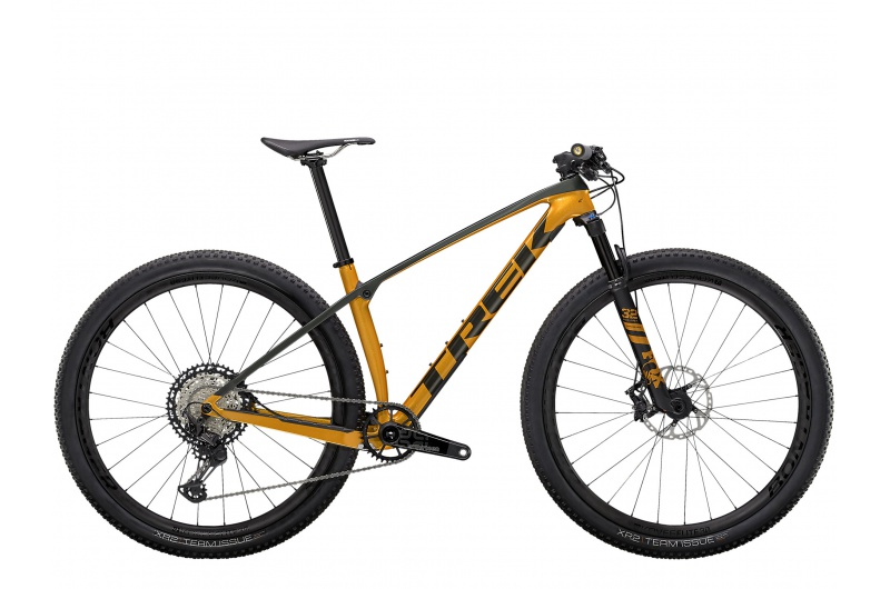 TREK horské kolo Procaliber 9.8 2021 Factory Orange/Lithium Grey