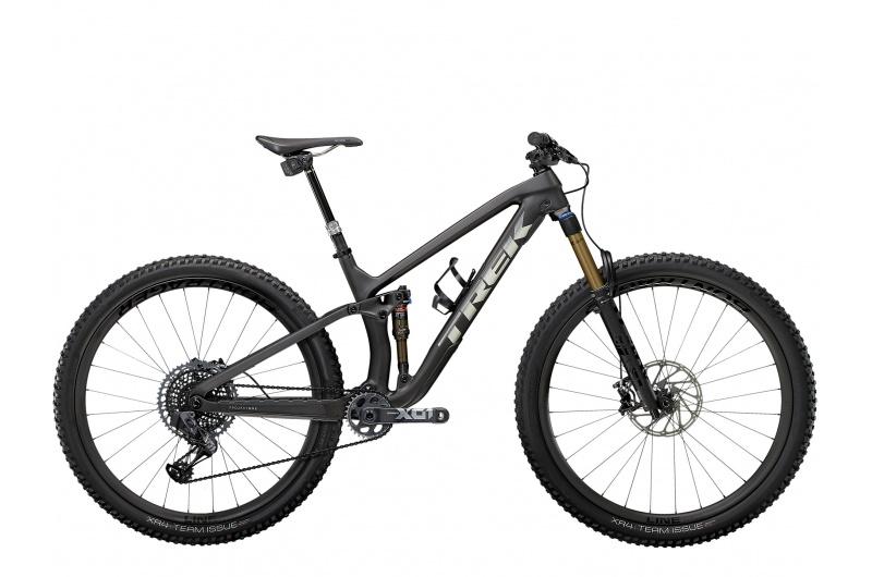 TREK horské kolo Fuel EX 9.9 X01 AXS 2021 Matte Carbon Smoke