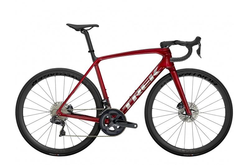 TREK silniční kolo Émonda SLR 7 2021 Rage Red/Trek Black