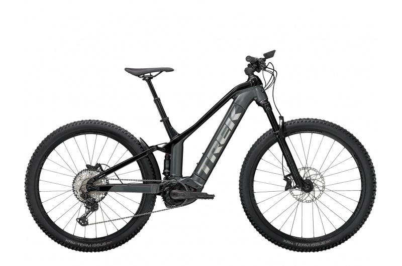 TREK elektrické kolo Powerfly FS 7 2021 Lithium Grey/Trek Black