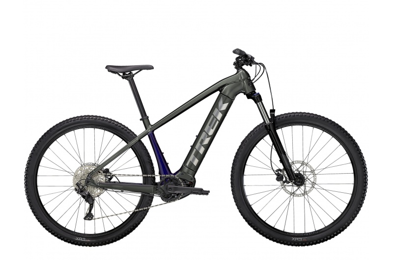TREK elektrické kolo Powerfly 4 625w 2021 Lithium Grey/Purple Abyss