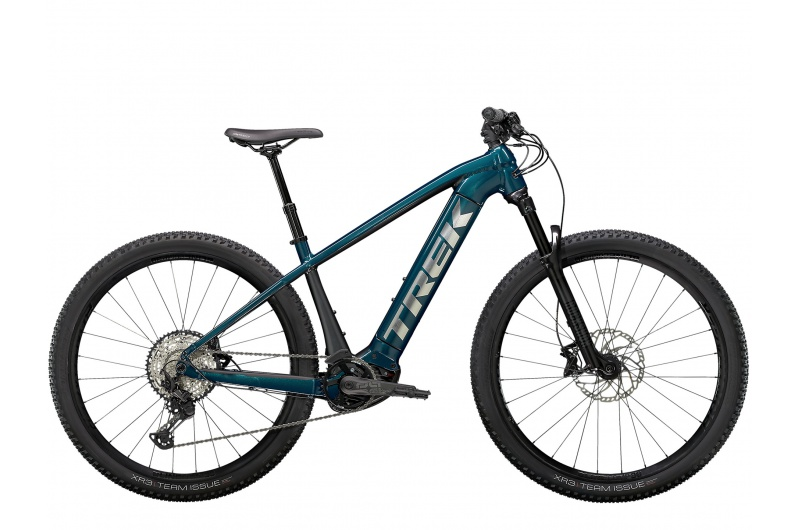 TREK elektrické kolo Powerfly 7 2021 Dark Aquatic/Lithium Grey