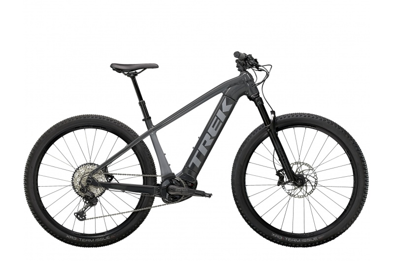 TREK elektrické kolo Powerfly 7 2021 Solid Charcoal/Slate