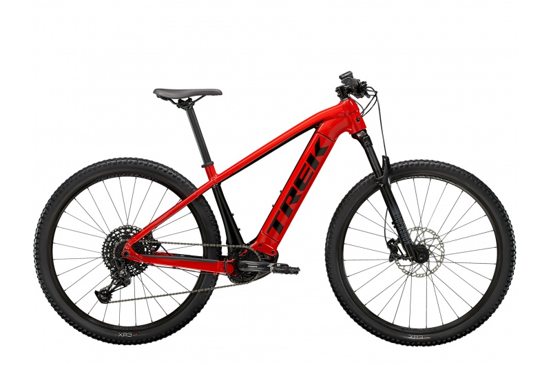TREK elektrické kolo Powerfly 5 2021 Radioactive Red/Trek Black