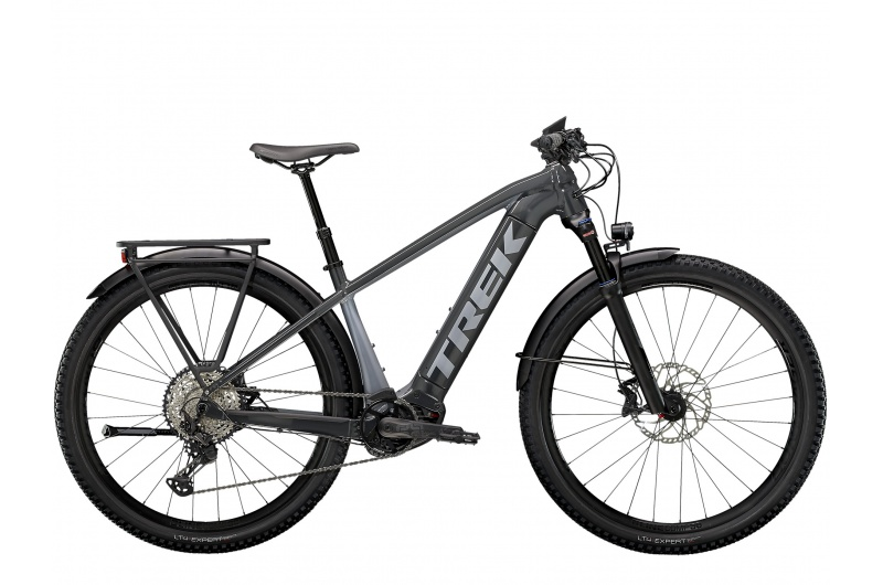 TREK elektrické kolo Powerfly Sport 7 Equipped 2021 Solid Charcoal/Slate