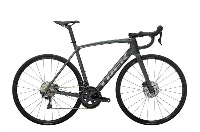TREK silniční kolo Émonda SL 6 2021 Lithium Grey/Brushed Chrome