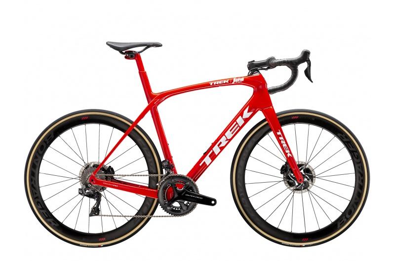 TREK silniční kolo Domane SLR 9 2021 Viper Red/Trek White