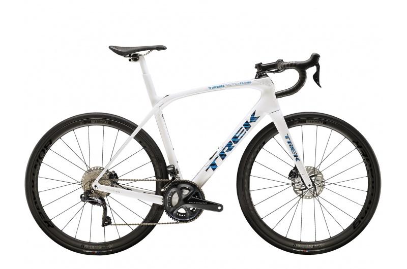 TREK silniční kolo Domane SLR 7 2021 Trek White/Blue