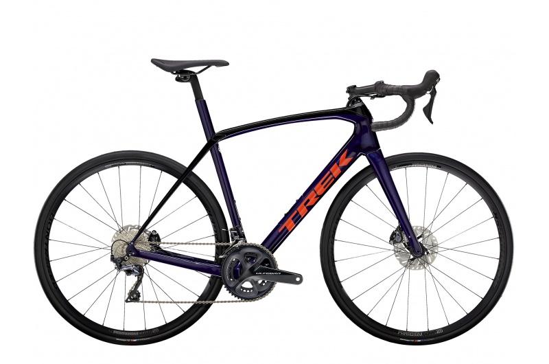 TREK silniční kolo Domane SL 6 2021 Purple Abyss/Trek Black