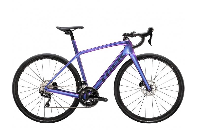 TREK silniční kolo Domane SL 5 2021 Purple Flip