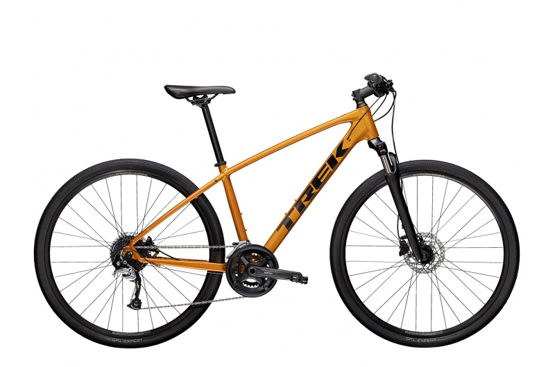 TREK trekingové kolo Dual Sport 3 2021 Factory Orange