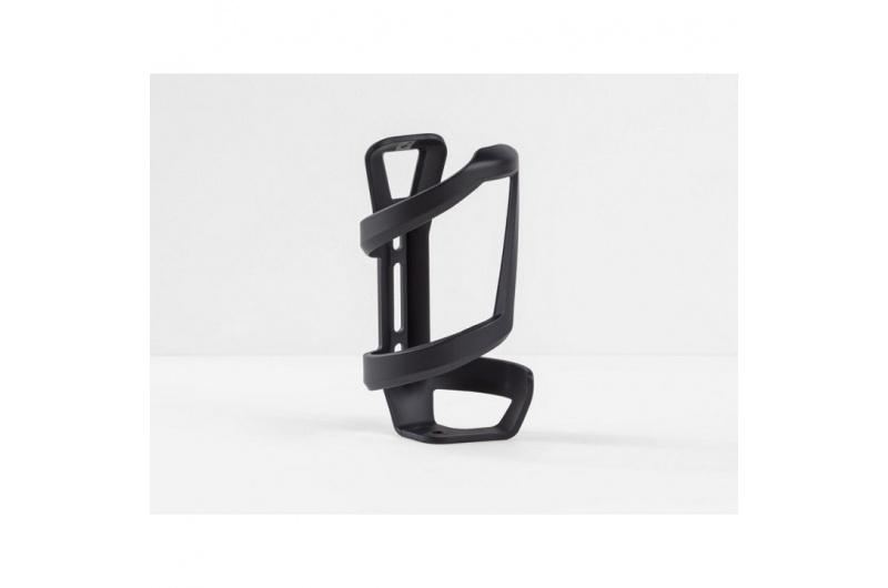 Košík na láhve Bontrager pro boční přístup z pravé strany, matná černá
