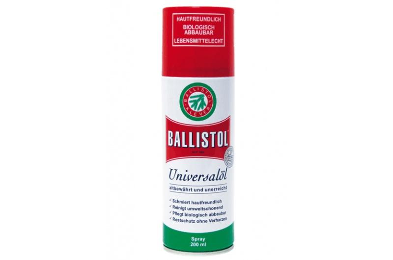 Ballistol univerzální olej sprej 200ml
