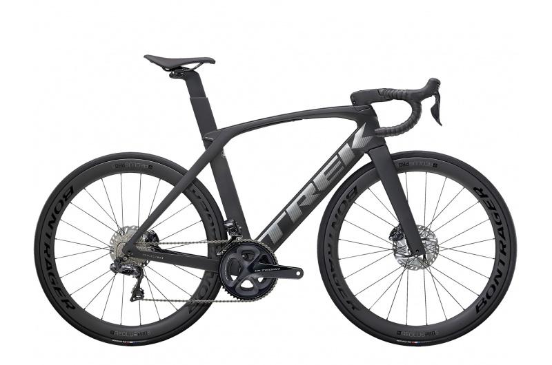 TREK silniční kolo Madone SLR 9 2021 Matte Onyx Carbon