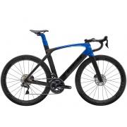 TREK silniční kolo Madone SL 7 2021 Matte Black/Gloss Alpine Blue