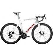 TREK silniční kolo Madone SL 7 eTap 2021 Crystal White/Quicksilver