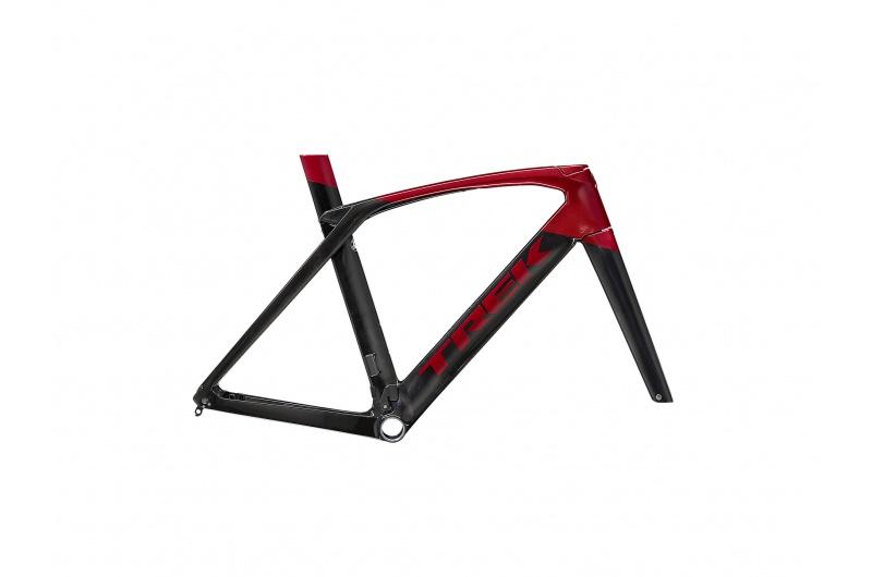 TREK silniční kolo Madone SLR Frameset 2021 Carbon Smoke/Crimson