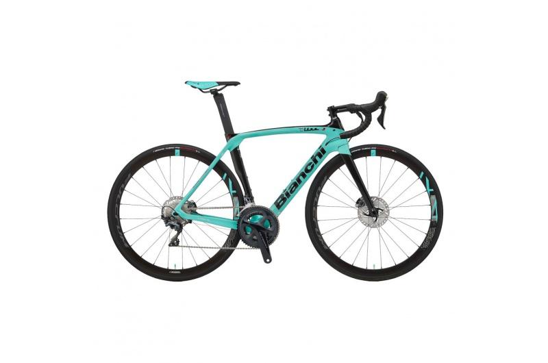 BIANCHI silniční kolo OLTRE XR3 DISC ULTEGRA 11SP YQBK7I5K - 2021