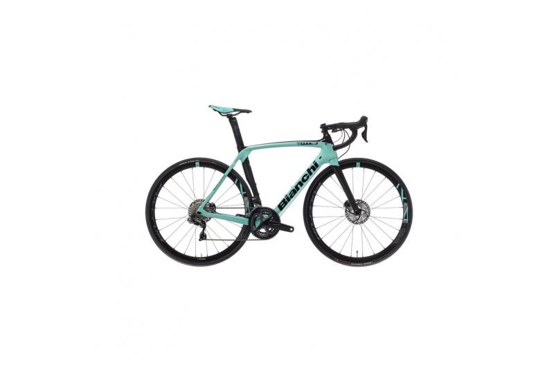 BIANCHI silniční kolo OLTRE XR3 DISC ULTEGRA DI2 11SP YQB18T5K - 2021