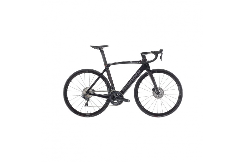 BIANCHI silniční kolo OLTRE XR4 DISC ULTEGRA DI2 11SP YQB17I2R - 2021