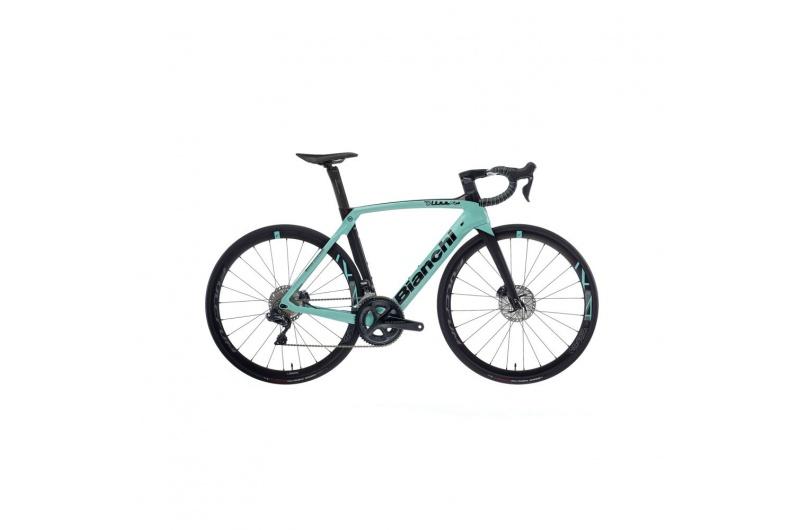 BIANCHI silniční kolo OLTRE XR4 DISC ULTEGRA DI2 11SP YQB17I5K - 2021