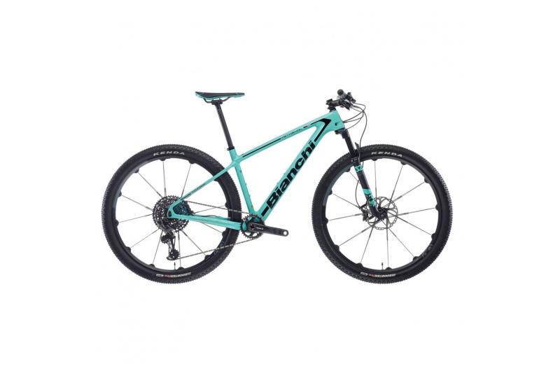 BIANCHI horské kolo METHANOL CV RS 9.3 YQBR1I2A - 2021