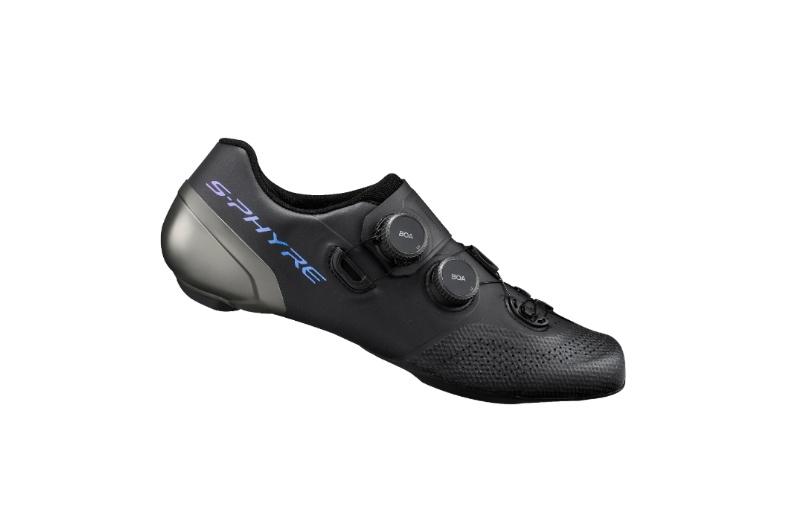 SHIMANO cyklistické tretry SH-RC902 černá