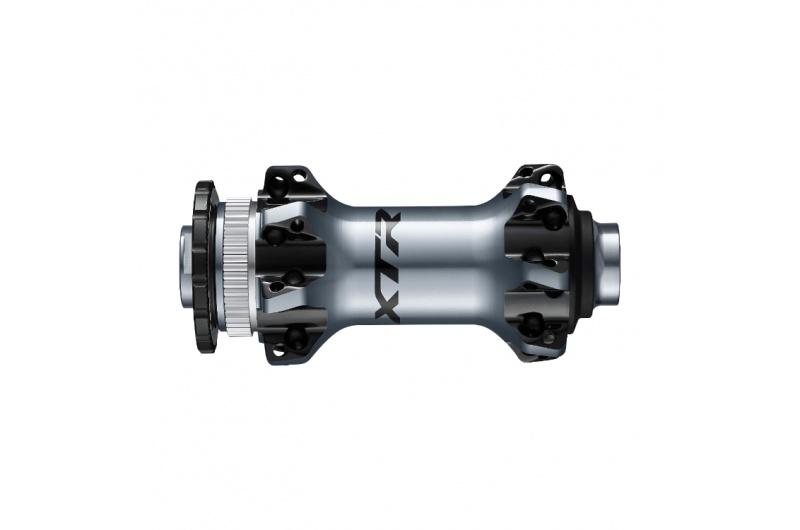 SHIMANO náboj XTR Disc Brake Front Hub 110x15 mm E-THRU Axle (Straight Spoke)