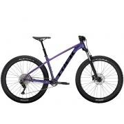 TREK horské kolo Roscoe 6 2021 Purple Flip/Trek Black