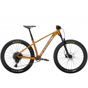 TREK horské kolo Roscoe 7 2021 Factory Orange/Metallic Gunmetal