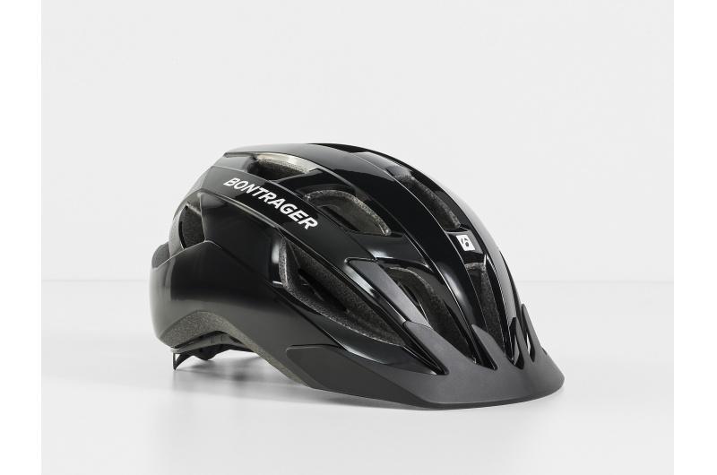 Cyklistická přilba Bontrager Solstice Black S/M