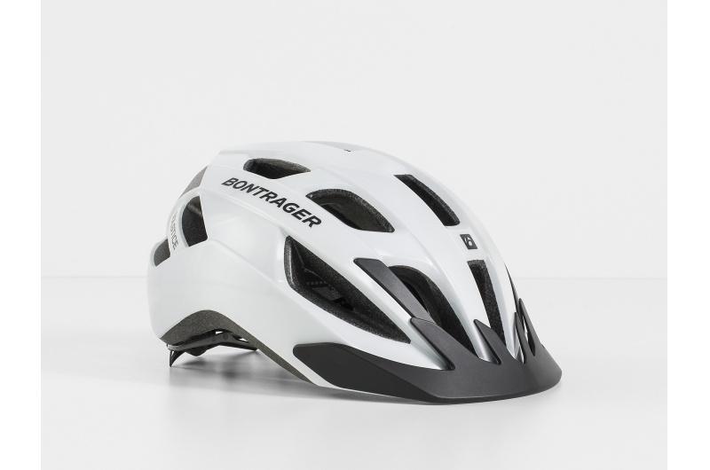 Cyklistická přilba Bontrager Solstice White S/M