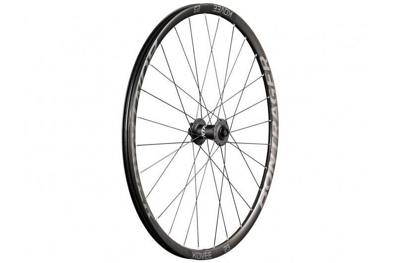 """Bontrager Kovee Elite 23 TLR Boost 29"""" MTB Wheel front"""