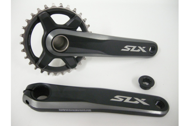 SHIMANO kliky SLX FC-M7100-1 1x12sp 175 mm - bez převodníku