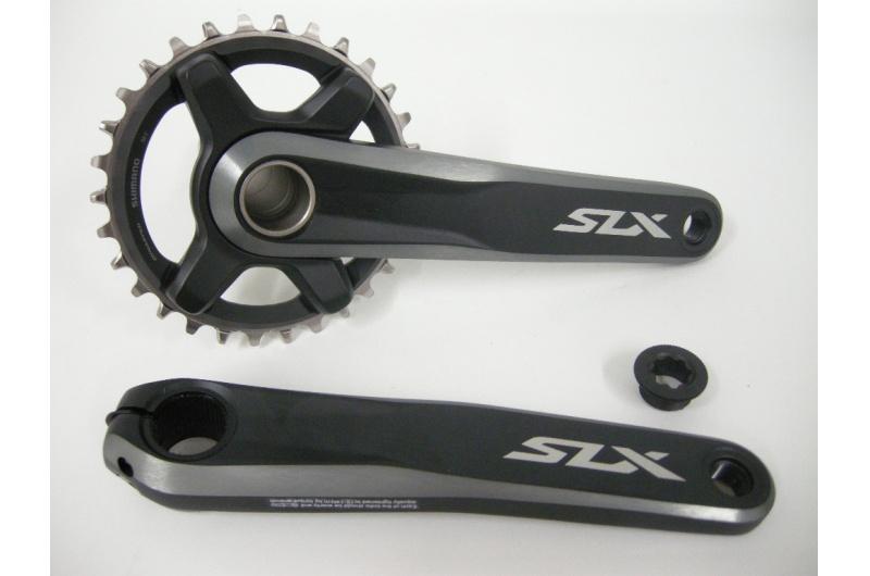 SHIMANO kliky SLX FC-M7120-1 1x12sp 175 mm - bez převodníku