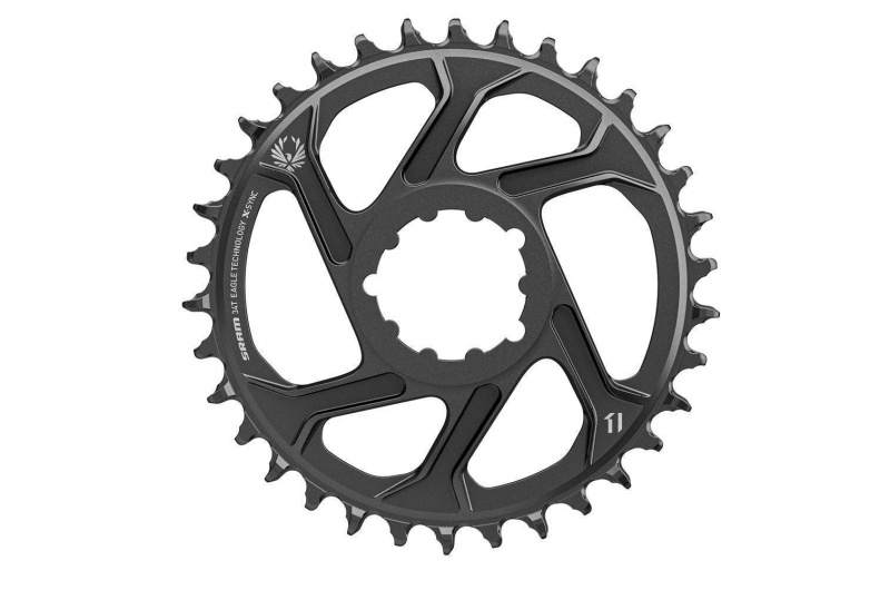 SRAM CR X-SYNC ST EAGLE 34T DM 3 OFFSET B BLK